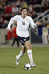 19 November 2008: Sacha Kljestan (Chivas USA)(16) of the USA. The United States Men's National Team defeated the visiting Guatemala Men's National Team 2-0 at Dick's Sporting Goods Park in Commerce City, Colorado in a CONCACAF semifinal round FIFA 2010 South Africa World Cup Qualifier.