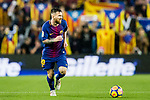Lionel Andres Messi of FC Barcelona in action during the La Liga 2017-18 match between FC Barcelona and Sevilla FC at Camp Nou on November 04 2017 in Barcelona, Spain. Photo by Vicens Gimenez / Power Sport Images