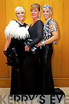 Jill Hannon, Castleisland, Karyn Moriarty, Tralee and Orlagh Winters, Tralee enjoying the Hi Style awards, held in the Silver Springs hotel, Cork on Saturday evening.