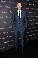 LOS ANGELES - NOV 4:  Tony Hale at the Hamilton Behind the Camera Awards at the Exchange LA on November 4, 2018 in Los Angeles, CA