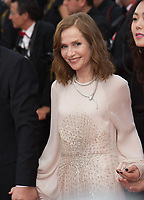 Isabelle Huppert at the premiere for &quot;The Meyerowitz Stories&quot; at the 70th Festival de Cannes, Cannes, France. 21 May  2017<br /> Picture: Paul Smith/Featureflash/SilverHub 0208 004 5359 sales@silverhubmedia.com