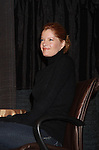 "The Young & The Restless star Michelle Stafford appears at Genoa City Conversation (Q&A) which was held at the Soap Opera Festivals Weekend - ""All About The Drama"" on March 24, 2012 at Bally's Atlantic City, Atlantic City, New Jersey. (Photo by Sue Coflin/Max Photos)"