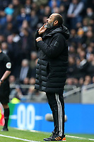 Wolverhampton Wanderers manager Nuno during Tottenham Hotspur vs Wolverhampton Wanderers, Premier League Football at Tottenham Hotspur Stadium on 1st March 2020