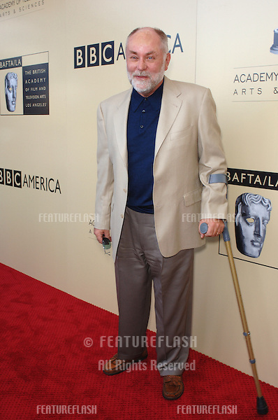 Actor ROBERT DAVID HALL at the BAFTA/LA & Academy of TV Arts & Sciences 3rd Annual Tea Party honoring Emmy nominees..September 17, 2005  Los Angeles, CA..© 2005 Paul Smith / Featureflash