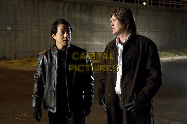 JACKIE CHAN & BILLY RAY CYRUS.in The Spy Next Door .*Filmstill - Editorial Use Only*.CAP/FB.Supplied by Capital Pictures.