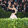 Lilly Collins attends the Costume Institute Gala at the Metropolitan Museum of Art honoring Rei Kawakubo/ Comme des Garcons: Art of the In-Between on May 1, 2017 in New York, New York, USA. <br /> <br /> photo by Robin Platzer/Twin Images<br />  <br /> phone number 212-935-0770