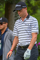Justin Thomas (USA) heads down 17 during round 2 of the World Golf Championships, Mexico, Club De Golf Chapultepec, Mexico City, Mexico. 2/22/2019.<br /> Picture: Golffile | Ken Murray<br /> <br /> <br /> All photo usage must carry mandatory copyright credit (© Golffile | Ken Murray)