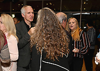 """LOS ANGELES - JUNE 5:  Lori McCreary and James Younger attend an FYC event for National Geographic's """"The Story of God"""" at the TV Academy on June 5, 2019 in Los Angeles, California. (Photo by Scott Kirkland/National Geographic/PictureGroup)"""