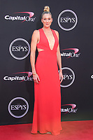 LOS ANGELES, CA - JULY 12: Kerri Walsh Jennings at The 25th ESPYS at the Microsoft Theatre in Los Angeles, California on July 12, 2017. Credit: Faye Sadou/MediaPunch