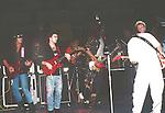 Richie Sambora, Dweezil Zappa TM Stevens, Billy Idol, Eddie Van Halen