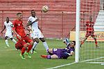 Rionegro Águilas y Deportes Tolima igualaron 0-0 en Antioquia. Fecha 1 Liga Águila II-2016.