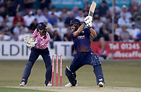 Ryan ten Doeschate of Essex in batting action during Essex Eagles vs Middlesex, Vitality Blast T20 Cricket at The Cloudfm County Ground on 6th July 2018