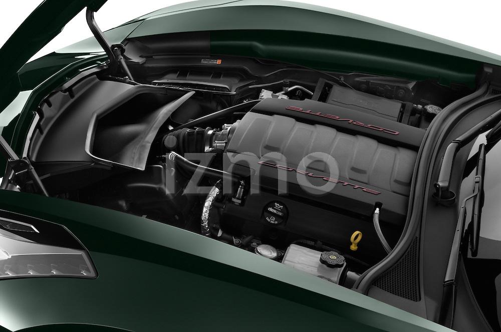 2017 Chevrolet Corvette Stingray Convertible 2LT