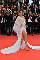 """CANNES, FRANCE. May 14, 2019: Alessandra Ambrosio  at the gala premiere for """"The Dead Don't Die"""" at the Festival de Cannes.<br /> Picture: Paul Smith / Featureflash"""