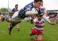 100911 Heartland Championship Rugby - Wanganui v West Coast