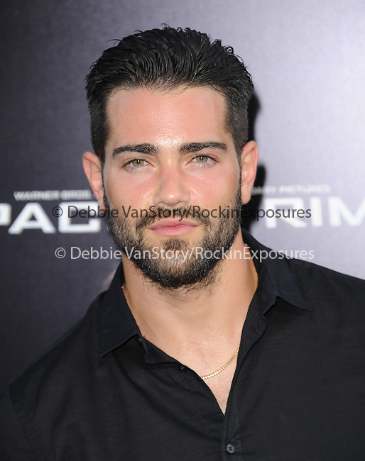 Jesse Metcalfe at The Warner Bros. Pictures L.A. Premiere of Pacific Premiere held at The Dolby Theater in Hollywood, California on July 09,2013                                                                   Copyright 2013 Hollywood Press Agency
