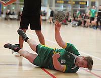 120916 Handball - Victoria University v Auckland