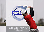 SUZHOU, CHINA - APRIL 17:  Noh Seung-yul of Korea tees off on the 7th hole during the Round Three of the Volvo China Open on April 17, 2010 in Suzhou, China. Photo by Victor Fraile / The Power of Sport Images