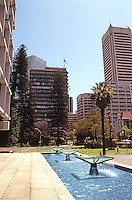 Perth: Council House--terrace. Photo '82.