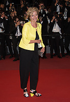 Emma Thompson at the premiere for &quot;The Meyerowitz Stories&quot; at the 70th Festival de Cannes, Cannes, France. 21 May  2017<br /> Picture: Paul Smith/Featureflash/SilverHub 0208 004 5359 sales@silverhubmedia.com