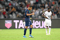 JOIE - 07 KYLIAN MBAPPE (PSG)<br /> Shenzen <br /> 03/08/2019 Football Supercoppa di Francia 2019/2020 <br /> PSG Paris Saint Germain - Rennes <br /> Foto Philippe LECOEUR / Panoramic/insidefoto <br /> ITALY ONLY