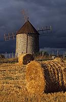Europe/France/Auvergne/Haute-Loire/Env. de Lavoute-Chilhac: Les Moulins d'Ally