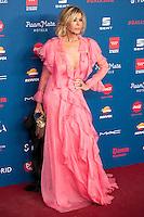 Bibiana Fernandez attends to the photocall of the Gala Sida at Palacio de Cibeles in Madrid. November 21, 2016. (ALTERPHOTOS/Borja B.Hojas) //NORTEPHOTO.COM