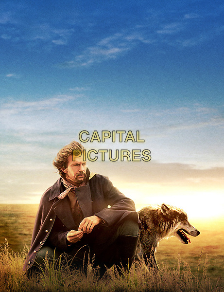 Dances with Wolves (1990) <br /> Promotional art with Kevin Costner<br /> *Filmstill - Editorial Use Only*<br /> CAP/KFS<br /> Image supplied by Capital Pictures