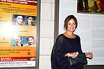 As The World Turns' Margaret Colin attends Broadway's Fool For Love on opening night - October 8, 2015 at the Samuel J. Friedman Theatre, 47th Street, New York City, New York with after party. (Photo by Sue Coflin/Max Photos)