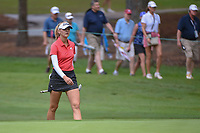 Jessica Korda (USA) approaches the green on 10 during round 1 of the U.S. Women's Open Championship, Shoal Creek Country Club, at Birmingham, Alabama, USA. 5/31/2018.<br /> Picture: Golffile   Ken Murray<br /> <br /> All photo usage must carry mandatory copyright credit (© Golffile   Ken Murray)