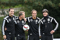 07.10.2014: Training der Nationalmannschaft