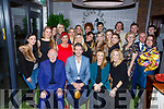 The staff of the Ballyseedy Garden Centre and Tralee Bay Wetlands enjoying their Christams Party in Benners Hotel on Sunday night.