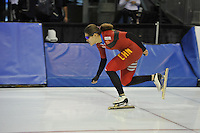 SPEED SKATING: SALT LAKE CITY: 19-11-2015, Utah Olympic Oval, ISU World Cup, training, ©foto Martin de Jong