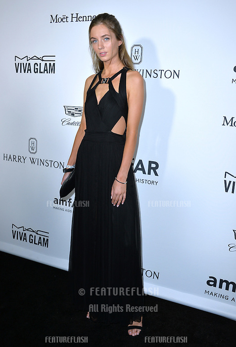 LOS ANGELES, CA. October 27, 2016: Victoria Robinson at the 2016 amfAR Inspiration Gala at Milk Studios, Los Angeles.<br /> Picture: Paul Smith/Featureflash/SilverHub 0208 004 5359/ 07711 972644 Editors@silverhubmedia.com