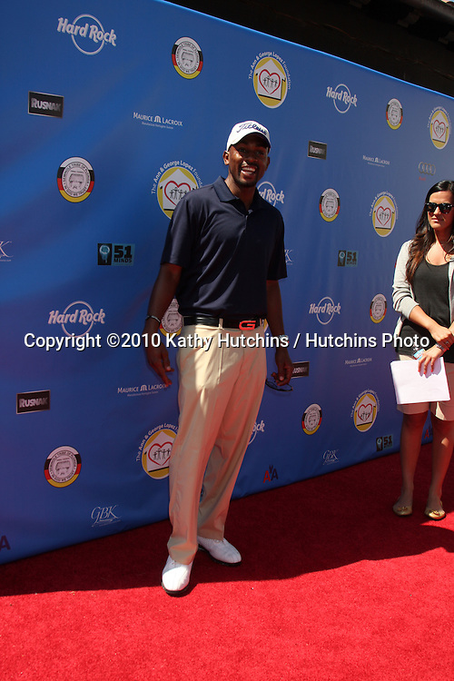 Bill Bellamy.arrives at  the George Lopez Golf Tournament .Lakeside Golf Club.Toluca Lake, CA.May 3, 2010.©2010 Kathy Hutchins / Hutchins Photo...