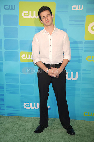 Connor Paolo at the 2010 CW Upfront Green Carpet Arrivals at Madison Square Garden in New York City. May 20, 2010.Credit: Dennis Van Tine/MediaPunch