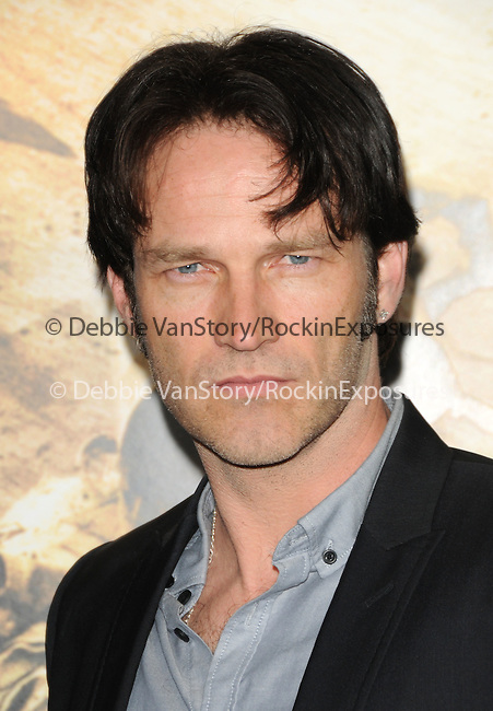Stephen Moyer at the L.A. Premiere of HBO's new mini series event of The Pacific held at The Grauman's Chinese Theatre in Hollywood, California on February 24,2010                                                                   Copyright 2009  DVS / RockinExposures