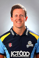 PICTURE BY VAUGHN RIDLEY/SWPIX.COM - Cricket - County Championship Div 2 - Yorkshire County Cricket Club 2012 Media Day - Headingley, Leeds, England - 29/03/12 - Yorkshire's Joe Sayers.