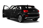 Car images close up view of a 2019 Audi SQ2 Base 5 Door SUV doors