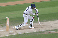 Keshav Maharaj in batting action for Yorkshire during Essex CCC vs Yorkshire CCC, Specsavers County Championship Division 1 Cricket at The Cloudfm County Ground on 9th July 2019