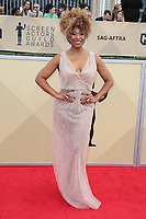 LOS ANGELES, CA - JANUARY 21: Tanika Ray at The 24th Annual Screen Actors Guild Awards held at The Shrine Auditorium in Los Angeles, California on January 21, 2018. Credit: FSRetna/MediaPunch