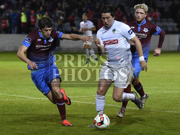 Drogheda United Jake Hyland. Photo:Colin Bell/pressphotos.ie