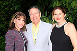 LOS ANGELES - APR 9: Kate Linder, John Holly, Guest at The Actors Fund's Edwin Forrest Day Party and to commemorate Shakespeare's 453rd birthday at a private residence on April 9, 2017 in Los Angeles, California