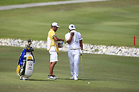 Hideto Tanihara (JPN) in action on the 6th during Round 4 of the Maybank Championship at the Saujana Golf and Country Club in Kuala Lumpur on Saturday 4th February 2018.<br /> Picture:  Thos Caffrey / www.golffile.ie<br /> <br /> All photo usage must carry mandatory copyright credit (&copy; Golffile | Thos Caffrey)