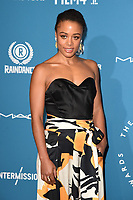 Nina Toussaint White<br /> arriving for the British Independent Film Awards 2018 at Old Billingsgate, London<br /> <br /> ©Ash Knotek  D3463  02/12/2018