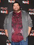 "Jorge Garcia  at The Axe Music ""One Night Only"" Concert series,Weezer headlines & takes over The Dunes Inn Motel in Hollywood, California on September 21,2010                                                                               © 2010 Hollywood Press Agency"