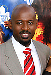 "Actor Romany Malco arrives at the Los Angeles Premiere of ""The Love Guru"" on June 11, 2008 at Grauman's Chinese Theatre in Hollywood, California."