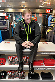 Kenny Dalglish at Greaves Sport in Glasgow as Brand Ambassador for Under Armour sportswear -  - picture by Donald MacLeod - 04.02.14 – 07702 319 738 – clanmacleod@btinternet.com – www.donald-macleod.com