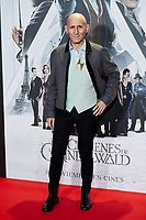 Modesto Lomba attends to Fantastic Beasts: The Crimes of Grindelwald film premiere during the Madrid Premiere Week at Kinepolis in Pozuelo de Alarcon, Spain. November 15, 2018. (ALTERPHOTOS/A. Perez Meca) /NortePhoto