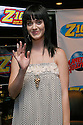 NEW YORK - JUNE 05:  Katy Perry poses at The Z100 Lounge At Planet Hollywood Times SquareJune 5, 2008 at Planet Hollywood Times Square in New York  (Photo by Soul Brother/FilmMagic)